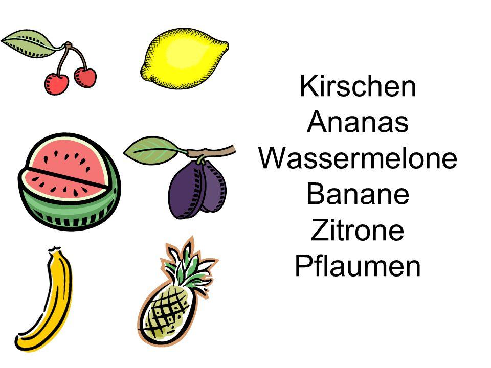 Die Trauben – Die Weintrauben