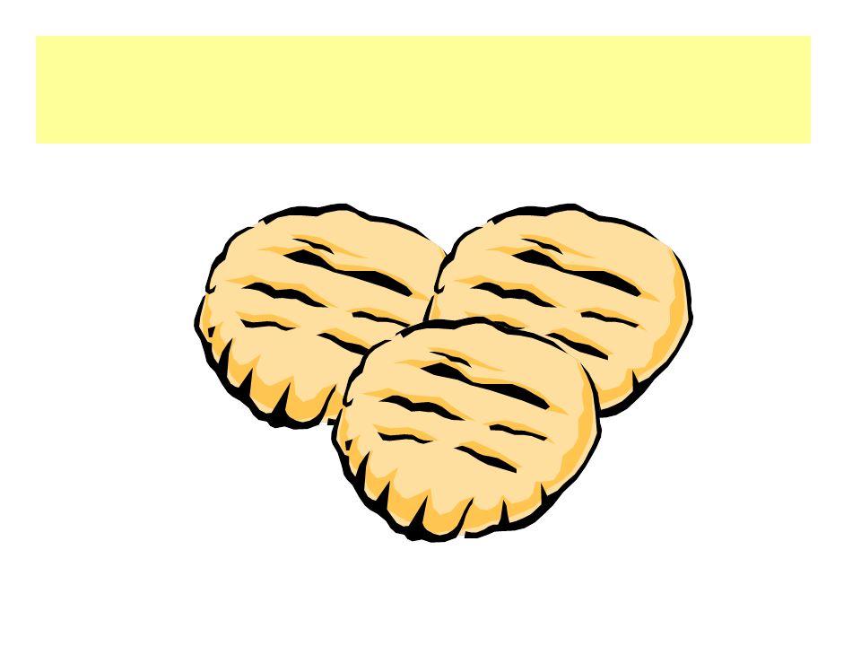 ein paar Kekse