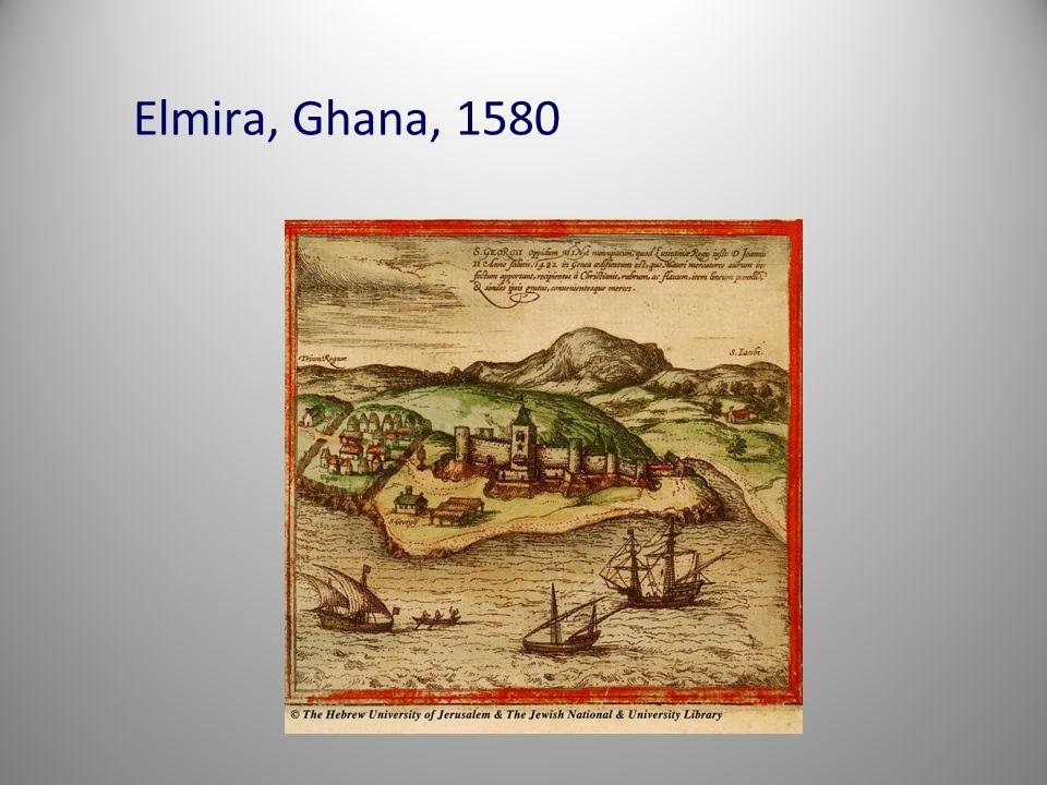 Elmira, Ghana, 1580