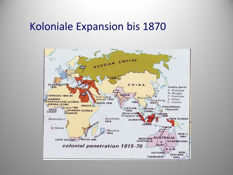 Aufteilung Afrikas bis 1885