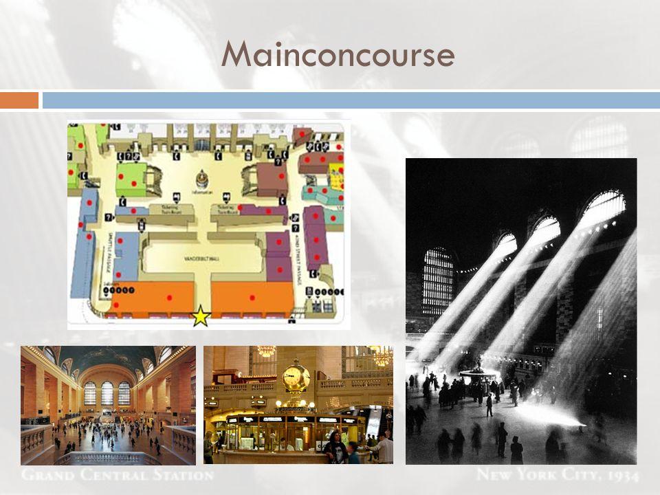 Mainconcourse