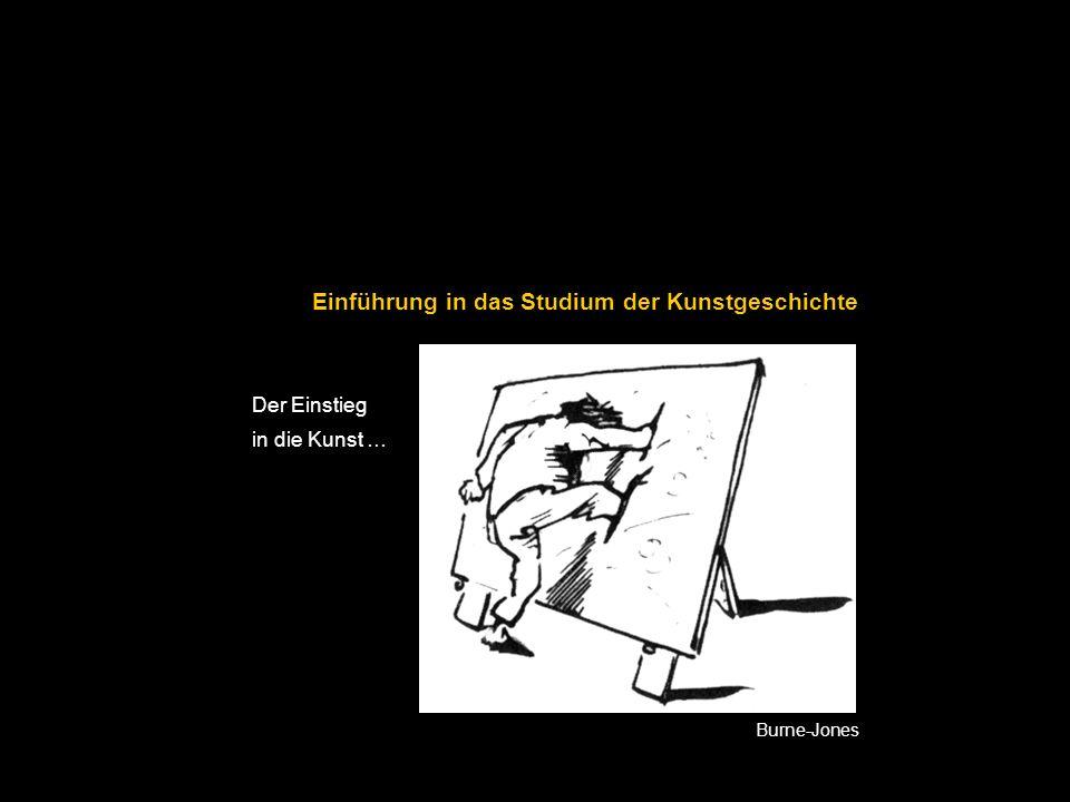 Einführung in das Studium der Kunstgeschichte Der Einstieg in die Kunst … Burne-Jones