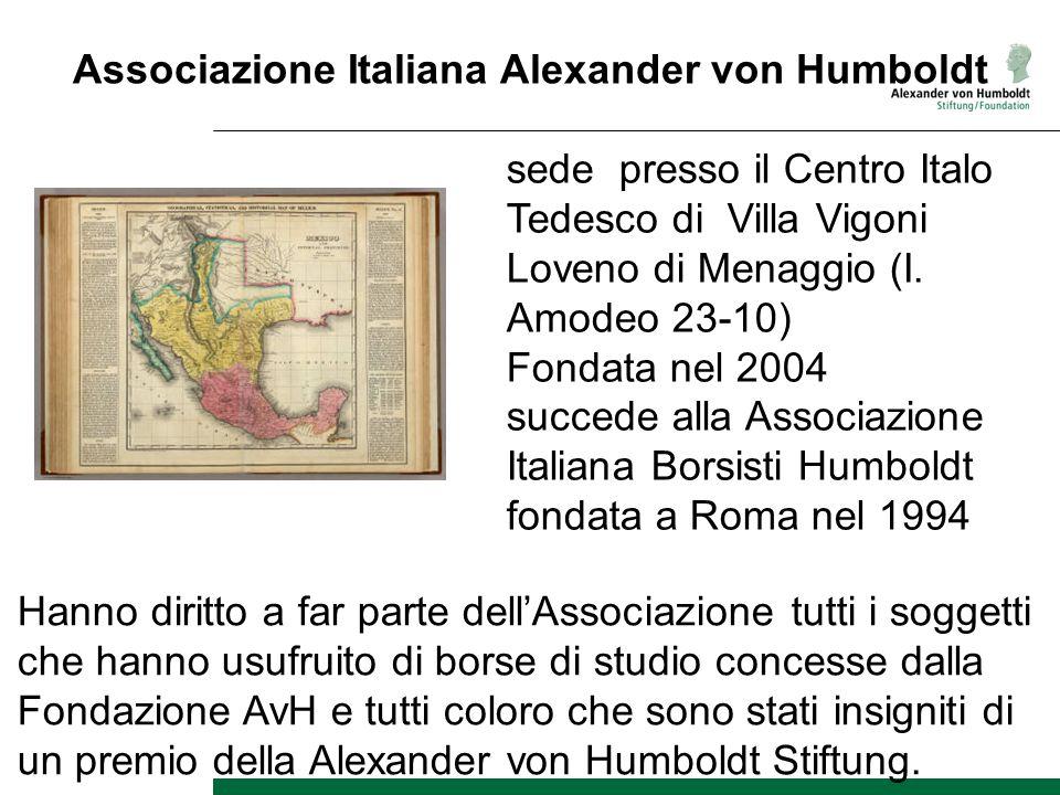 sede presso il Centro Italo Tedesco di Villa Vigoni Loveno di Menaggio (I.