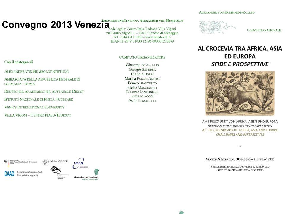 Convegno 2013 Venezia