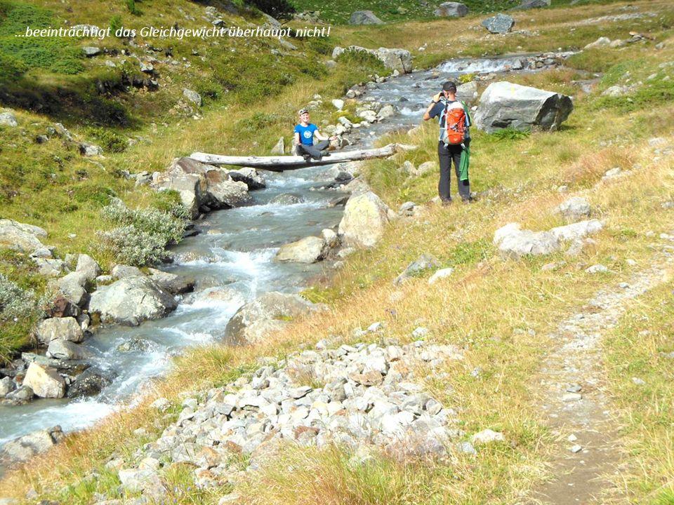 Die Italiener wollen offensichtlich auch «Saoseo-Farben» haben La Valetta heisst dieser See im Val di Campo