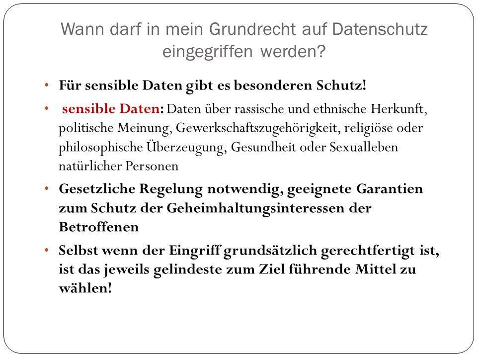 Urteil des EuGH (BezBegrBVG) - Vorlagefragen 1.