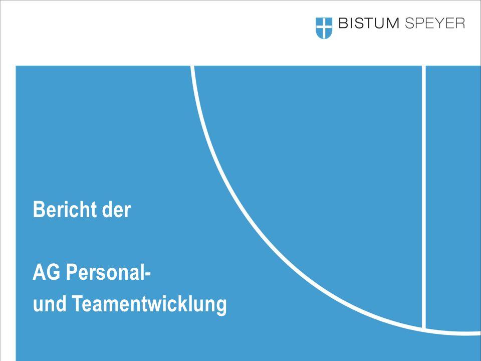 ... über die Struktur hinaus - ein Tag für Räte 1 Bericht der AG Personal- und Teamentwicklung