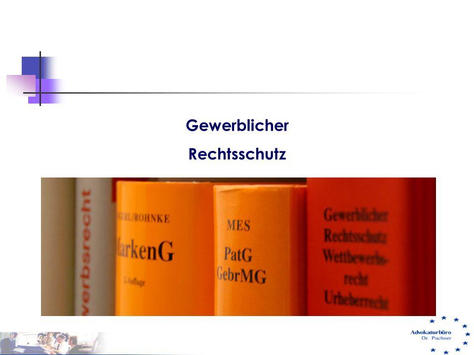 29.05.01 e-commerce Gewerblicher Rechtsschutz