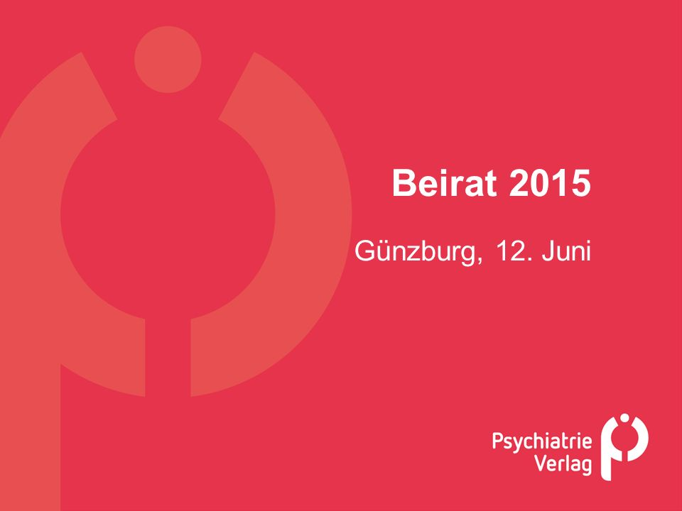 Beirat 2015 Günzburg, 12. Juni