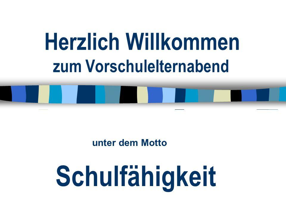 Elternabend Schulanfänger 2014 Verlaufsübersicht Leselernmethoden Rechtschreibmethode  FRESCH 1.