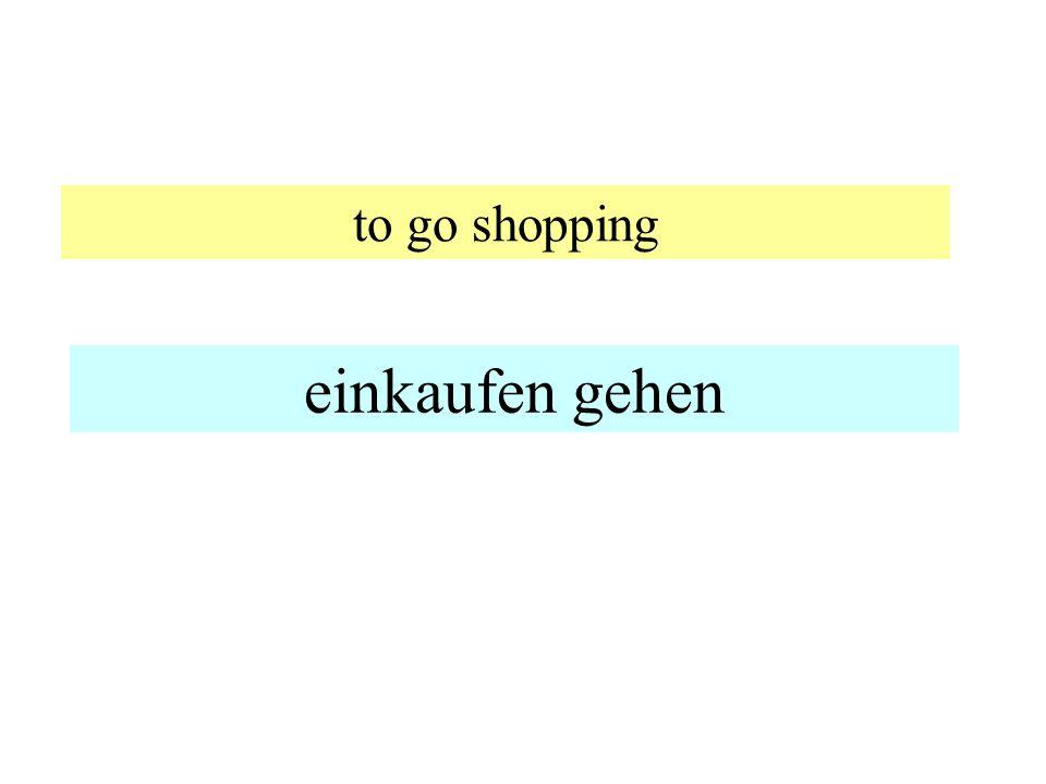 department store das Kaufhaus die Kaufhäuser