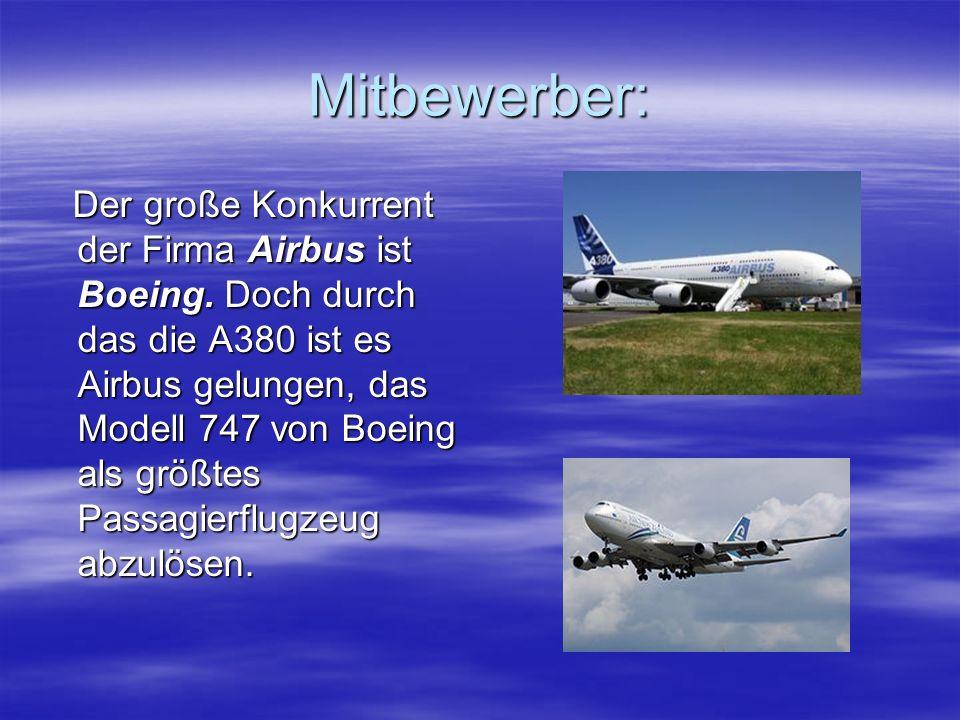 Technische Details: Um die Passagierkapazität zu erhöhen, bekam die A380 zwei durchgängige Passagierdecks.