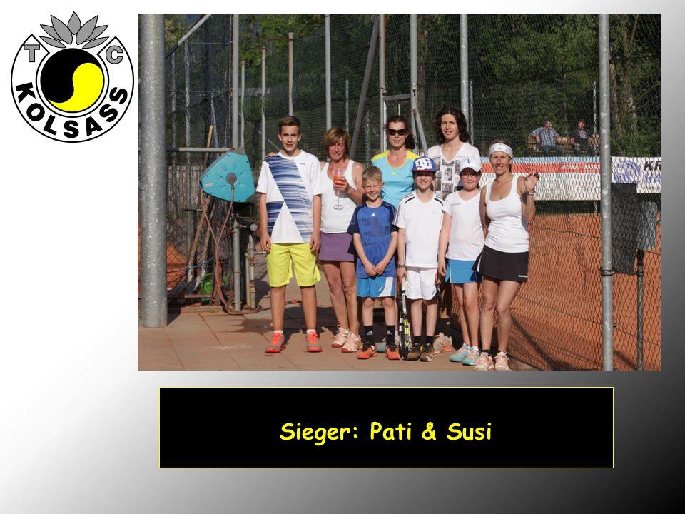 Sieger: Pati & Susi