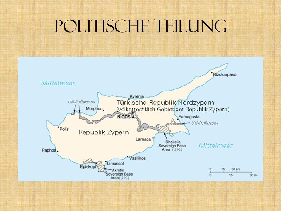 Politische Teilung