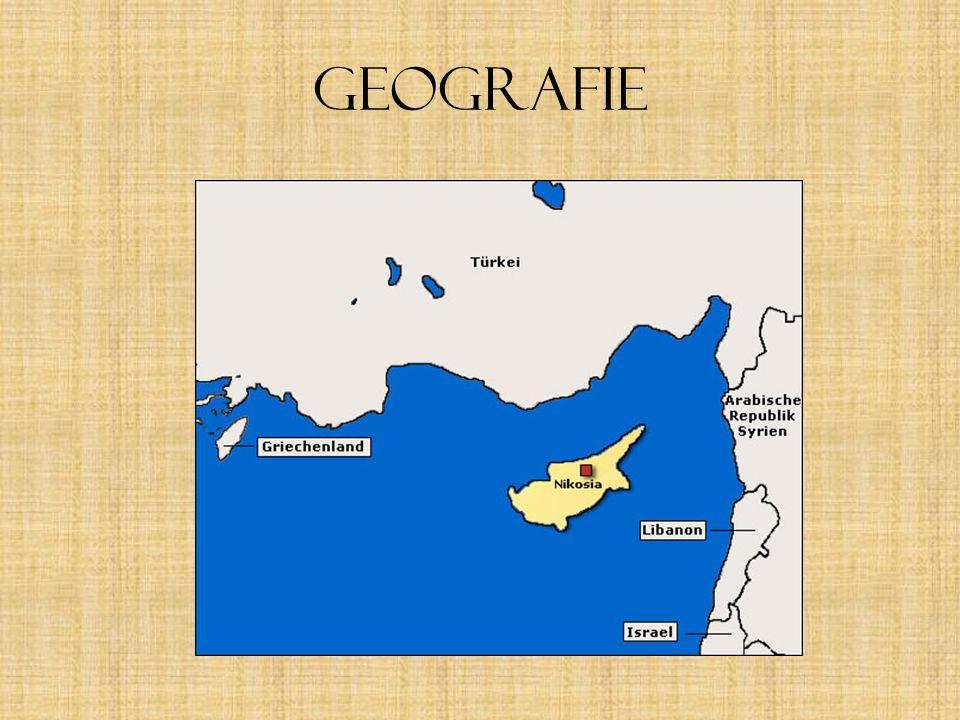 Klima A uf Zypern herrscht mediterranes Klima mit deutlich kontinentaler Ausprägung.