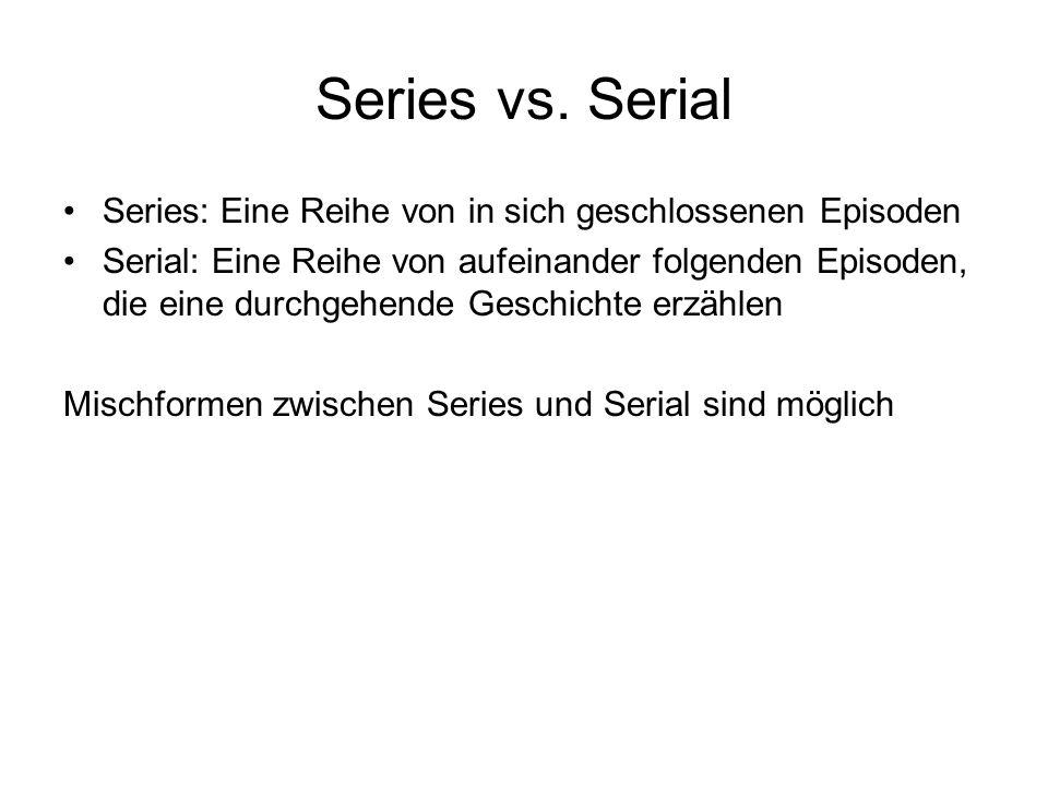 Series vs.