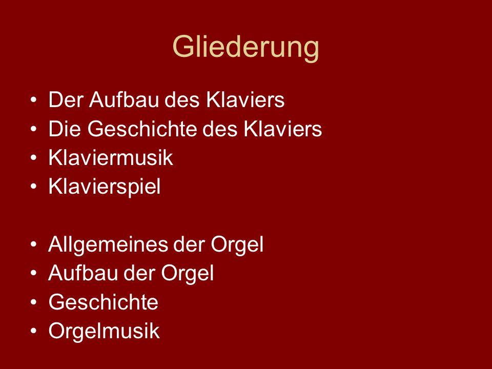 """Der Aufbau Gehäuse und Rasten Akustische Anlage Saiten Resonanzboden Rahmen: """"Gerüst"""