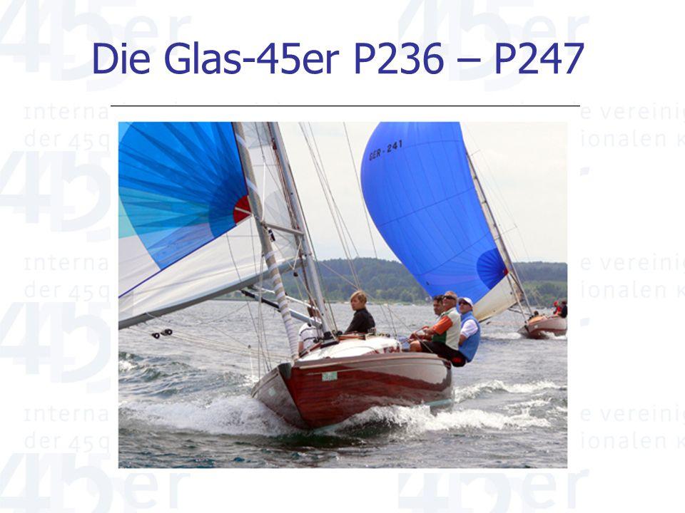 Die Glas-45er P236 – P247