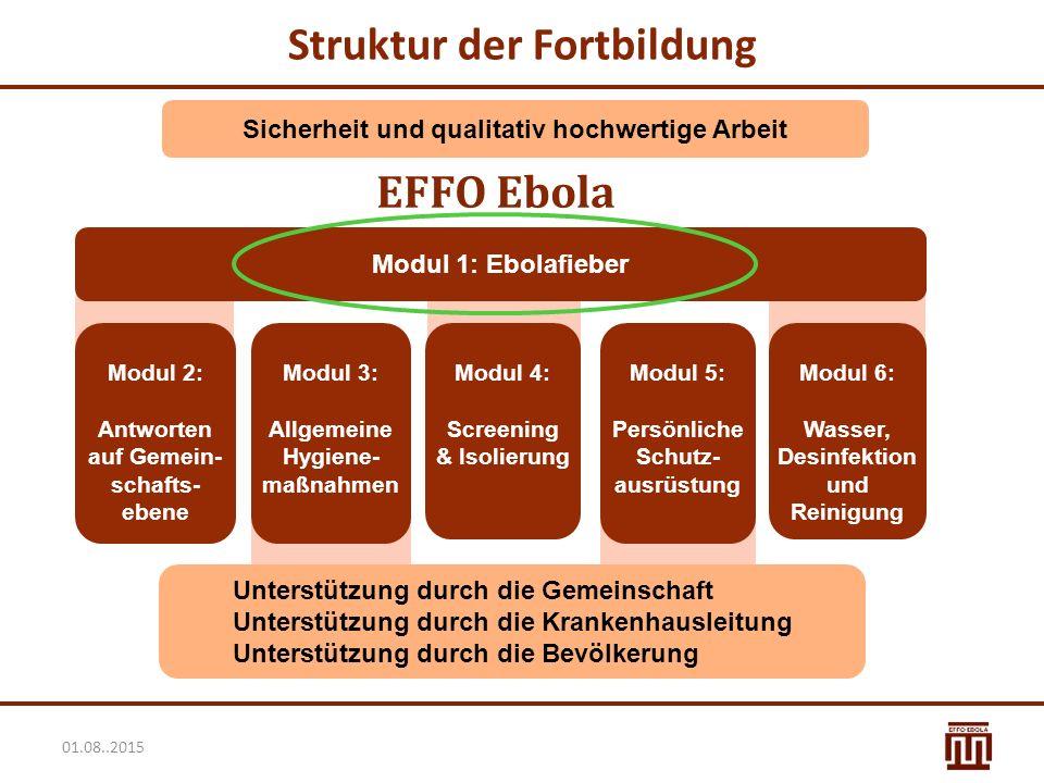 01.08..2015 Ebolafieber Modul 1 - Teil 2
