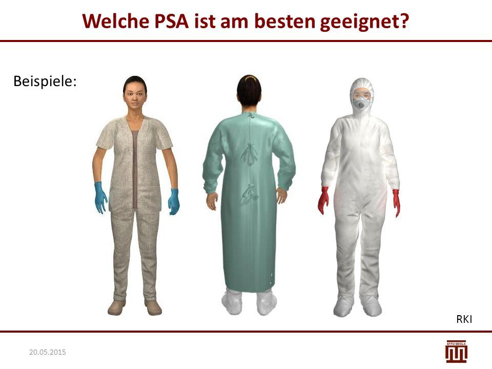 PSA erfordert Training Achtung:  Es gibt verschiedene Typen der einzelnen PSA- Komponenten, und mehrere Methoden sich an- bzw.