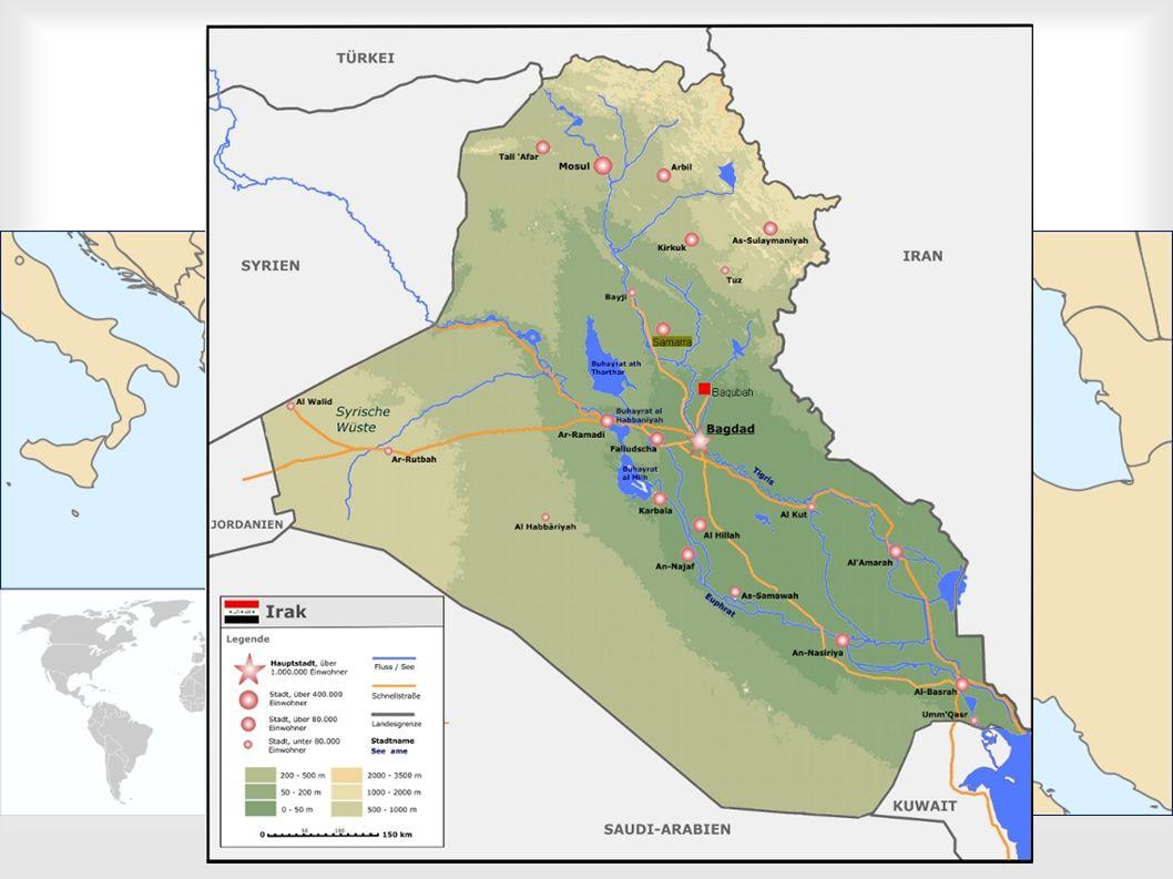 Irak?