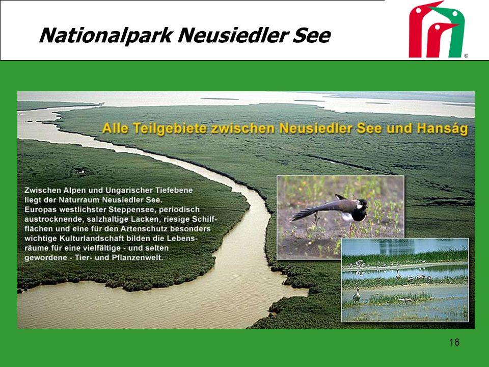 16 Nationalpark Neusiedler See