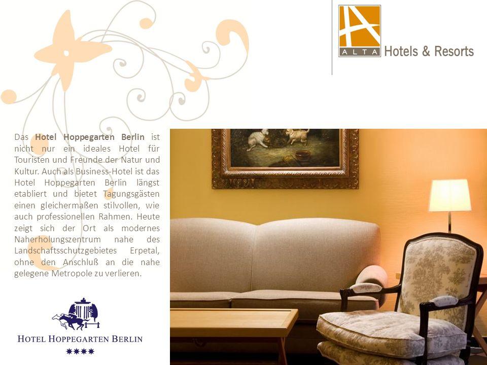 Das Hotel Hoppegarten Berlin ist nicht nur ein ideales Hotel für Touristen und Freunde der Natur und Kultur. Auch als Business-Hotel ist das Hotel Hop