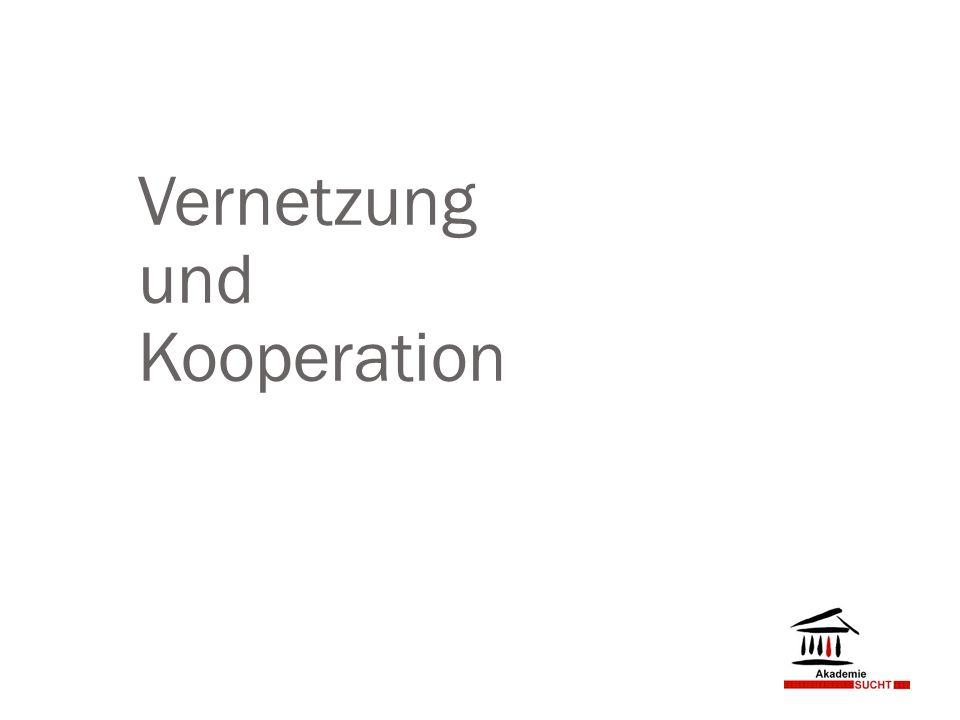 Vernetzung und Kooperation GESCHÄFTSPLANPRÄSENTATION
