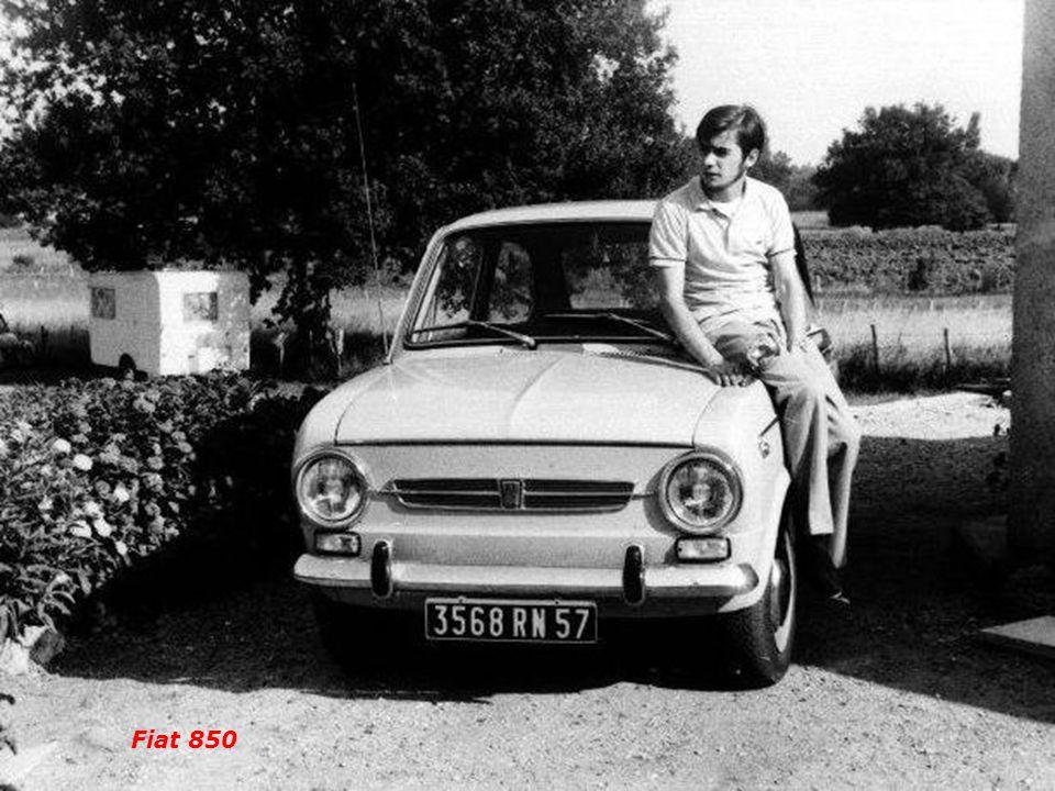 Renault Dauphine und Frégate