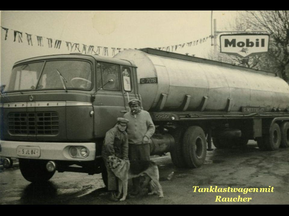 Tankstelle-Service