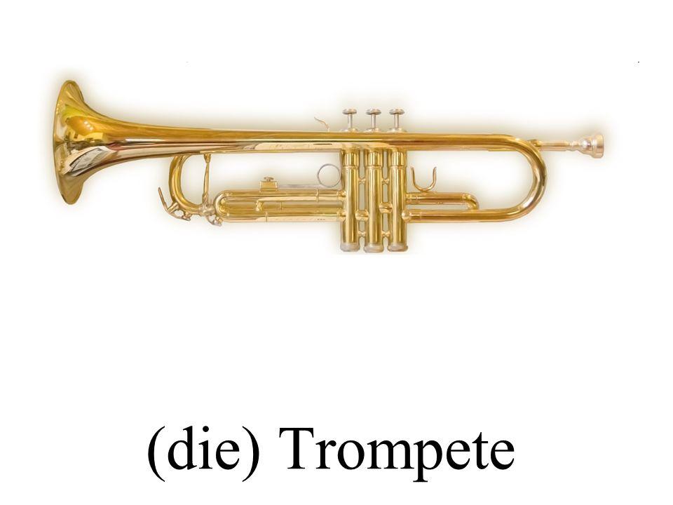 (die) Trompete