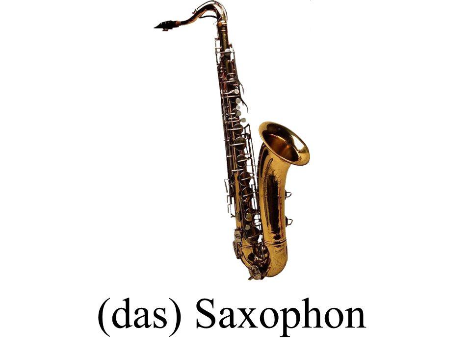 (die) Klarinette