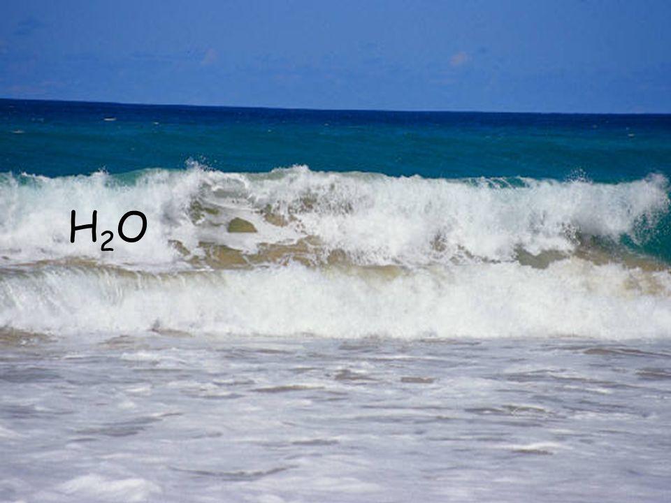 Beispiel Wasser H2OH2O