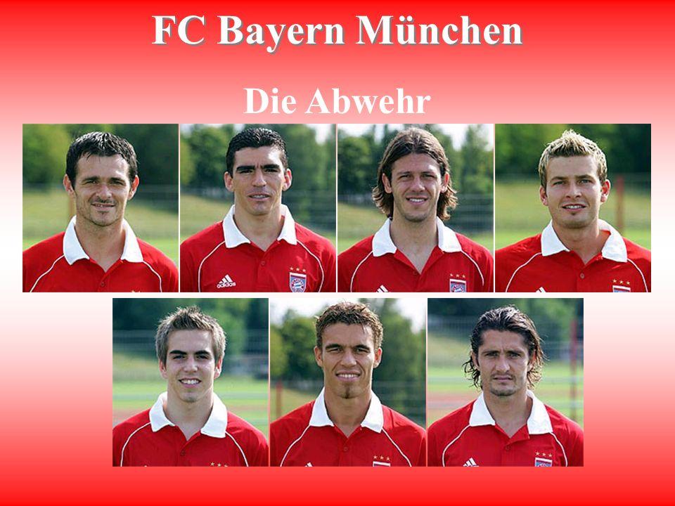 FC Bayern München Die Abwehr