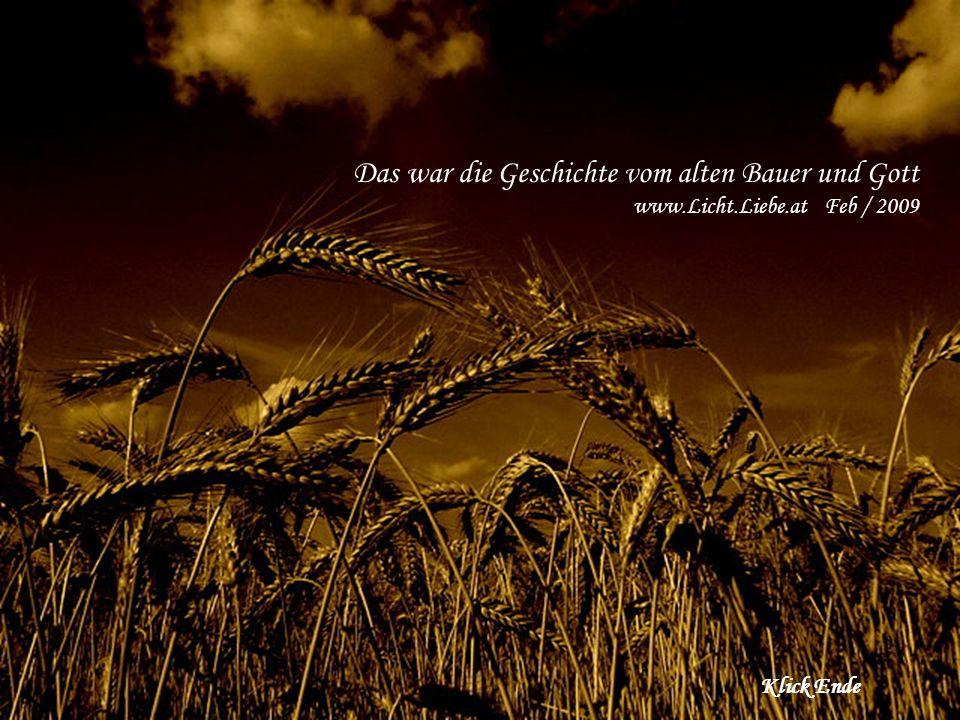 """""""Ein bisschen Auseinandersetzung gehört zum Leben dazu. Stürme gehören dazu, und auch Donner und Blitze. Sie erst rütteln im Weizen die Seele wach."""""""