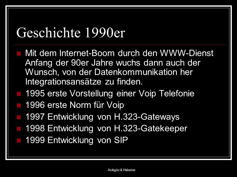 Acikgöz & Halastar Geschichte 1990er Mit dem Internet-Boom durch den WWW-Dienst Anfang der 90er Jahre wuchs dann auch der Wunsch, von der Datenkommunikation her Integrationsansätze zu finden.