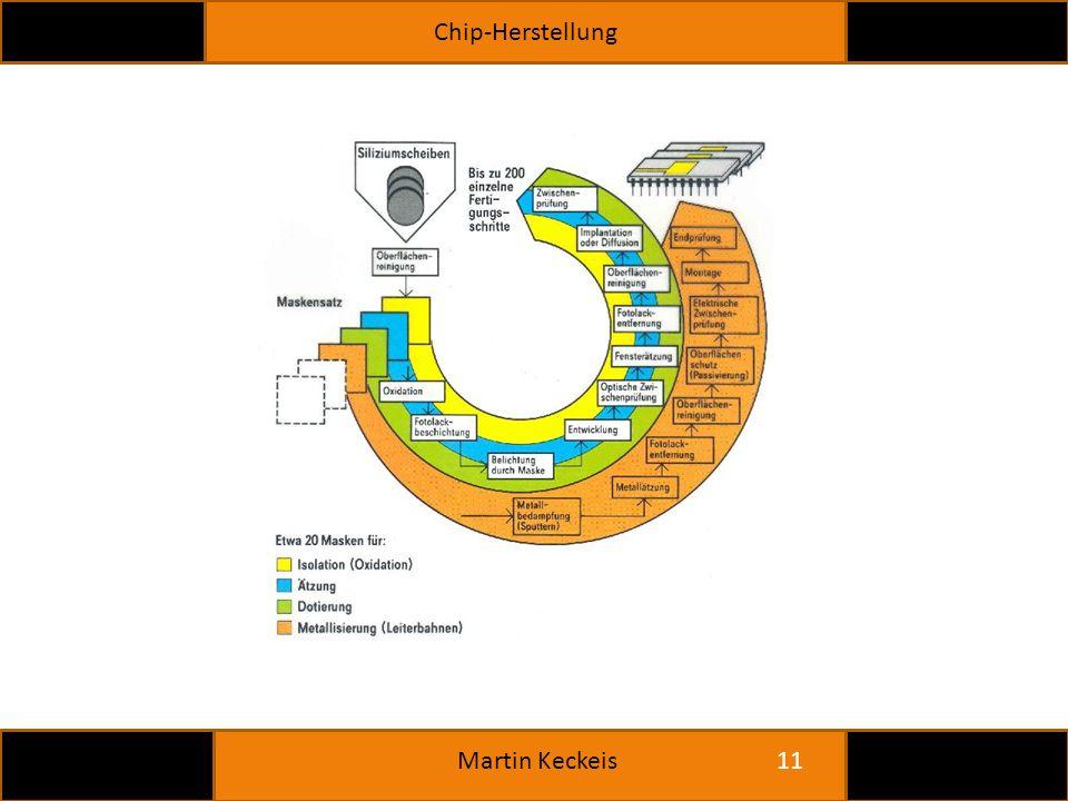 Chip-Herstellung 11 Martin Keckeis