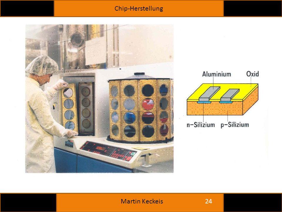 Chip-Herstellung 24 Martin Keckeis