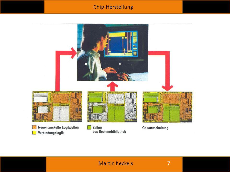 Chip-Herstellung 7 Martin Keckeis