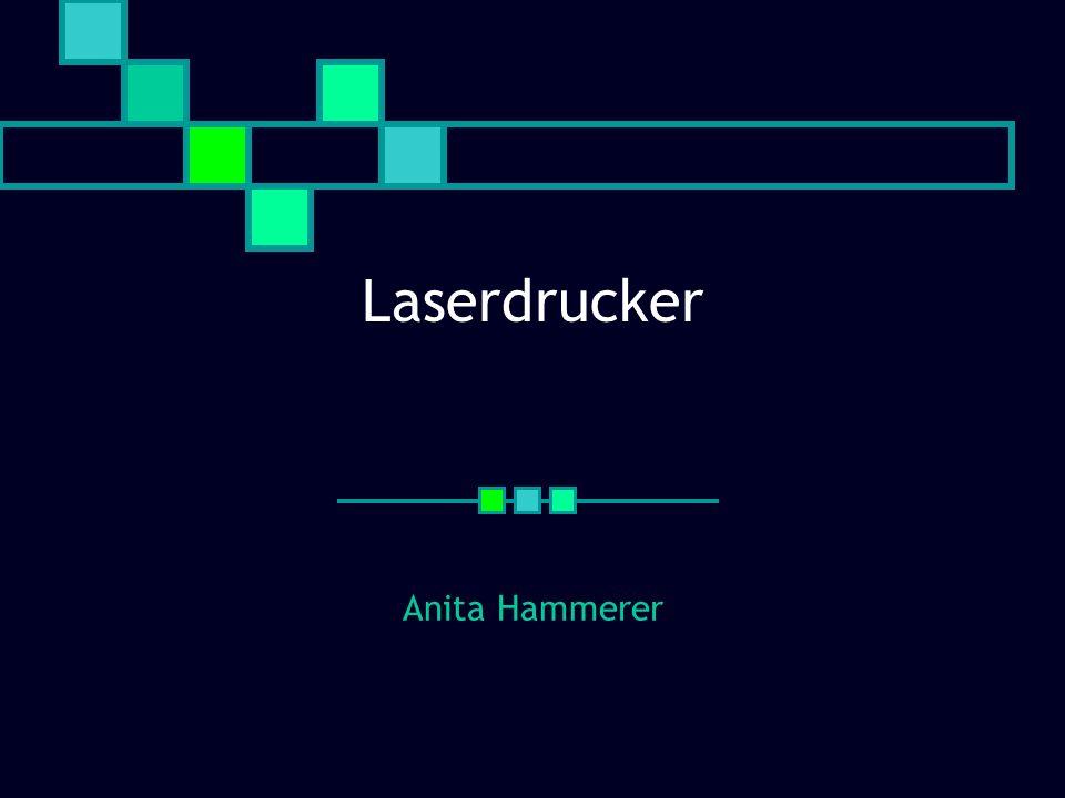 Laserdrucker Anita Hammerer
