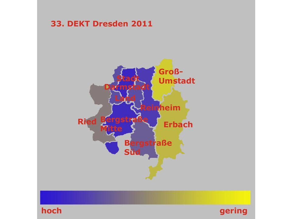 Rheinhessen 35.DEKT Stuttgart 34.DEKT Hamburg 33.