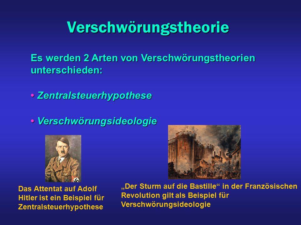 Zentralsteuerhypothese Beim Reichstagsbrand im 2.