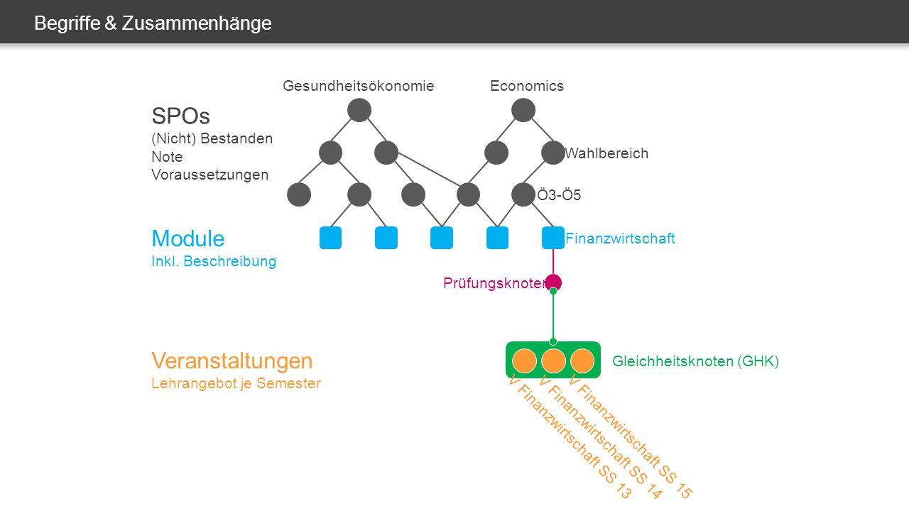 Begriffe & Zusammenhänge Module Inkl.