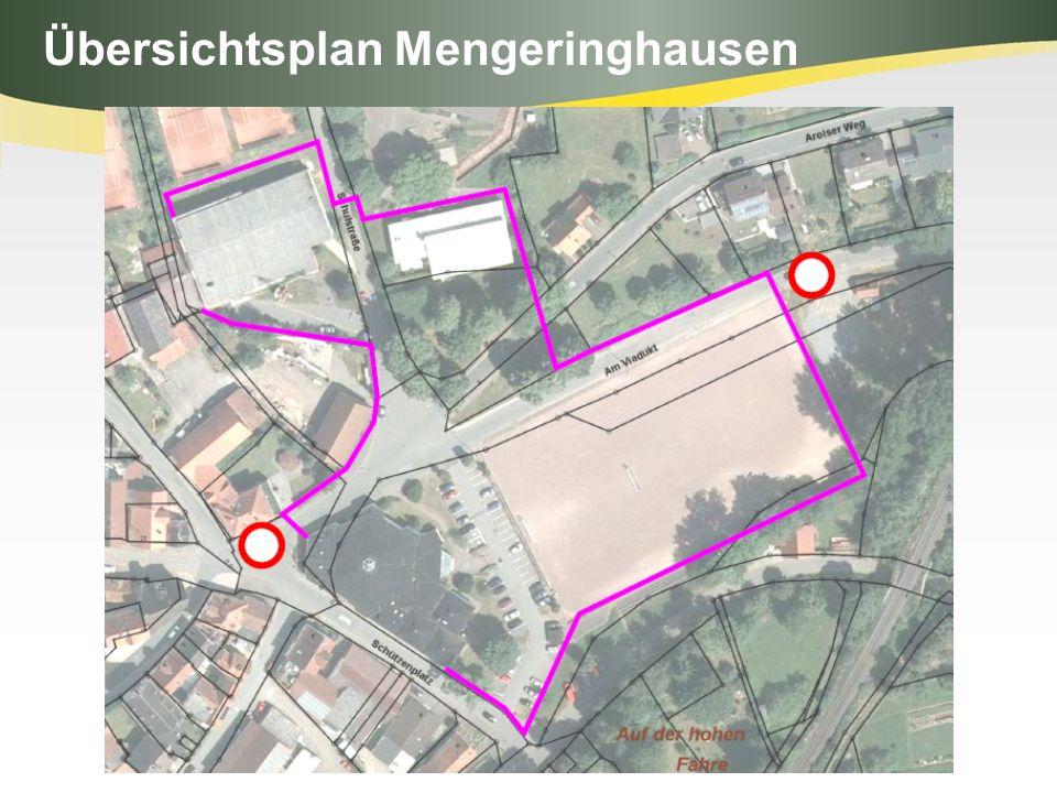 Übersichtsplan Mengeringhausen