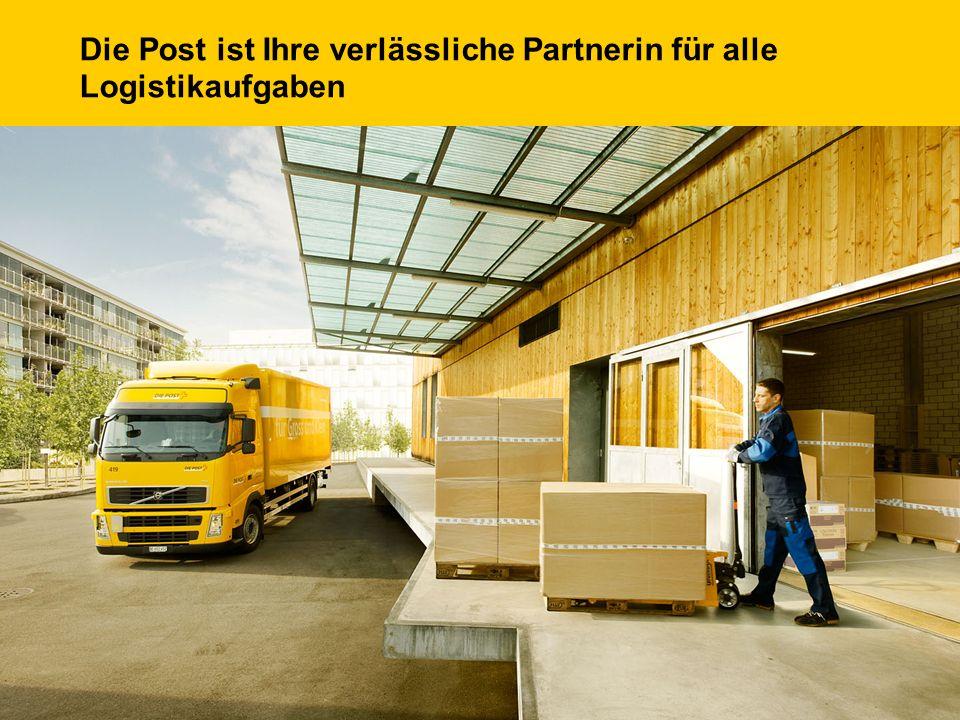 Die Post ist Ihre verlässliche Partnerin für alle Logistikaufgaben Transport von Langgüter in Zusammenarbeit mit Transstahl Seite 2