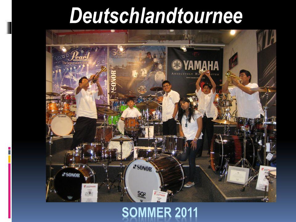 Deutschlandtournee