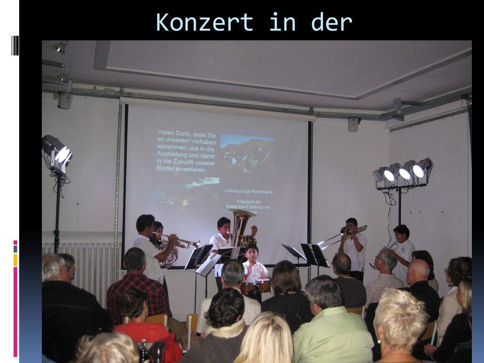 Konzert in der KulturWerkstatt Harburg- Hamburg