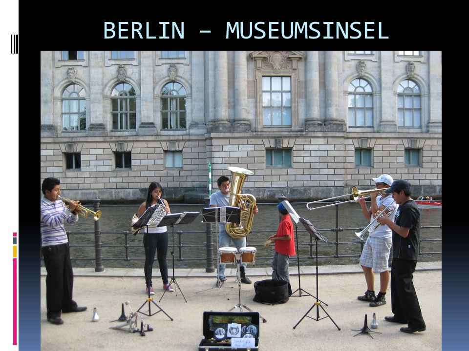 BERLIN – MUSEUMSINSEL