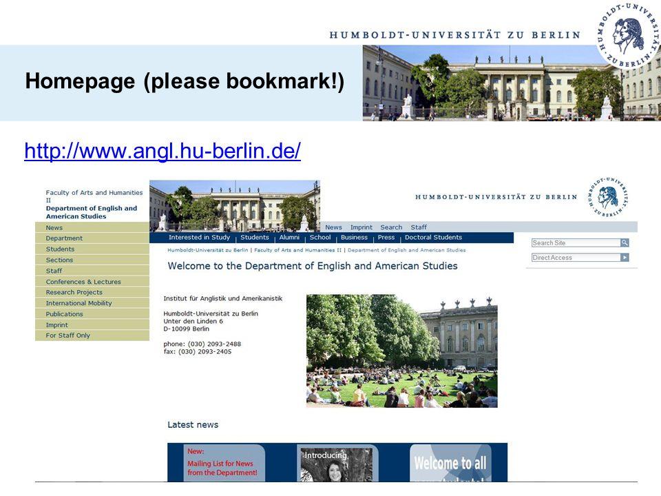 http://www.angl.hu-berlin.de/ Homepage (please bookmark!)