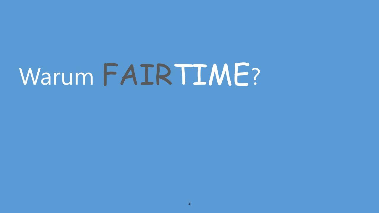 FAIRTIME Ihr individueller Projekt- und Zeitmanager Ihre Vorteile: Alle Vorteile des Sharepoints nutzbar Erleichterung des Arbeitsalltags Wertvolle Zeitersparnis Erhöhung der Produktivität Übersichtlichkeit Vereinfachung der Messbarkeit Datenschutz Mobilität Timer für die Projektarbeit (Enterprise) 3
